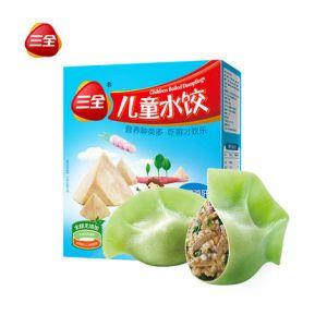 儿童水饺菠菜鸡肝300g