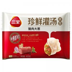珍鲜灌汤猪肉大葱450g