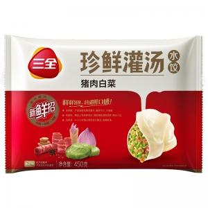 珍鮮灌湯豬肉白菜450g