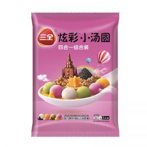 炫彩小湯圓紫包260g