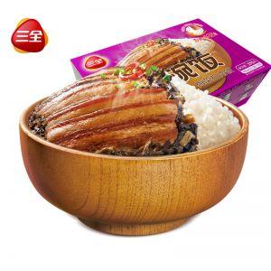 一碗飯梅菜扣肉375g自加熱米飯