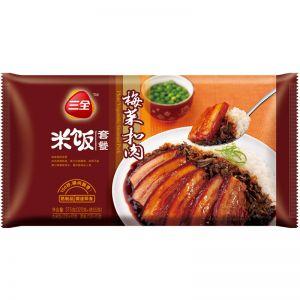 微波米飯梅菜扣肉375g