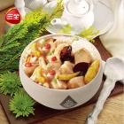 一碗饭野山椒滑鸡饭375g自加热米饭