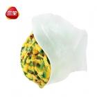素水饺韭菜鸡蛋450g
