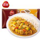 微波米饭咖喱鸡丁味375g