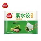 素水饺香菇青菜450g