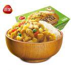 一碗饭咖喱鸡丁375g自加热米饭