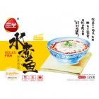 三全新品上市水煮魚菜肴制品 速凍325g速凍方便菜肴全程冷鏈配送