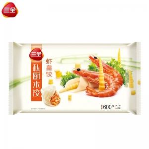 三全私廚水餃蝦皇餃600g